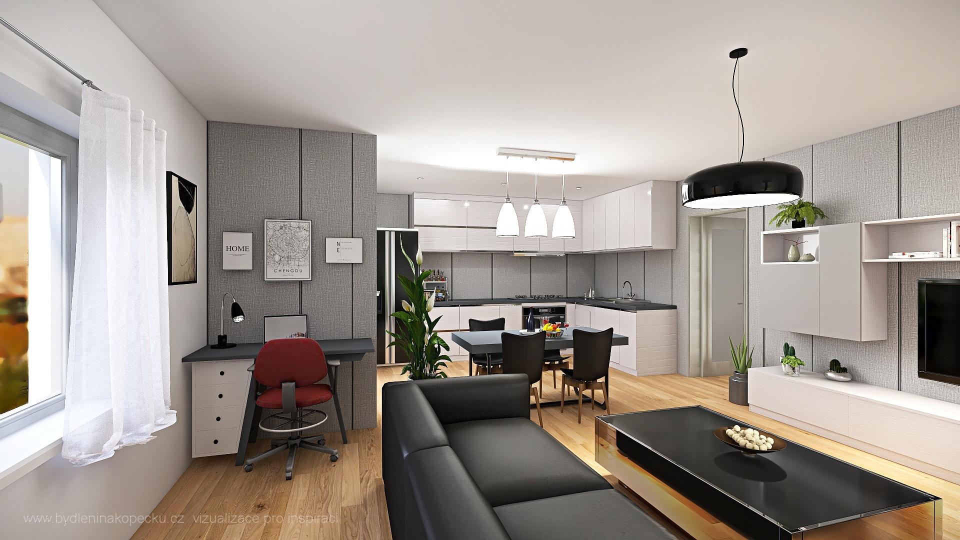 Nové byty v centru Liberce v projektu Bydlení Na Kopečku jsme rychle vyprodali