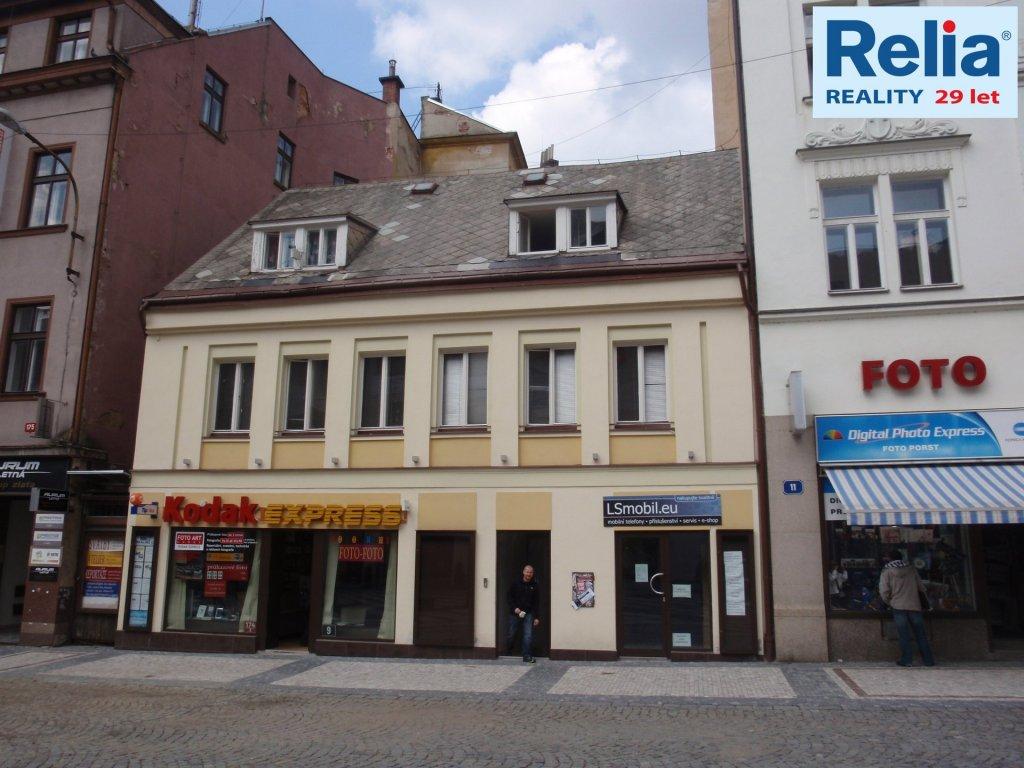 Pronájem, Ostatní komerční nemovitosti, 1m2 - Liberec I-Staré Město