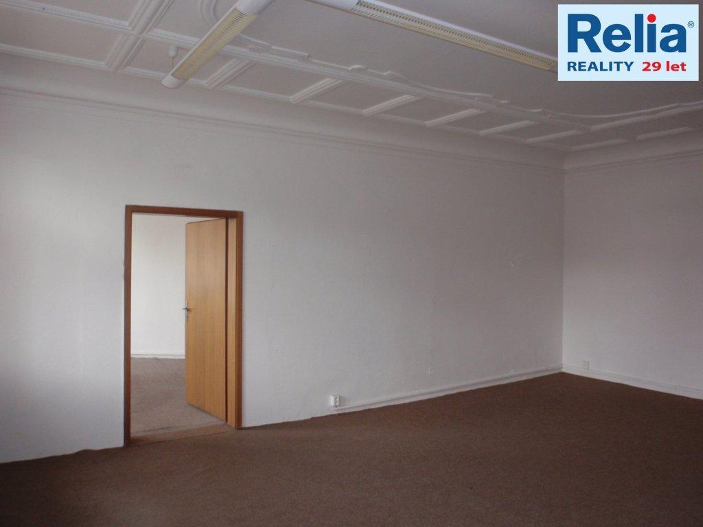 Pronájem kancelářských prostor 60m2 - Moskevská, Liberec