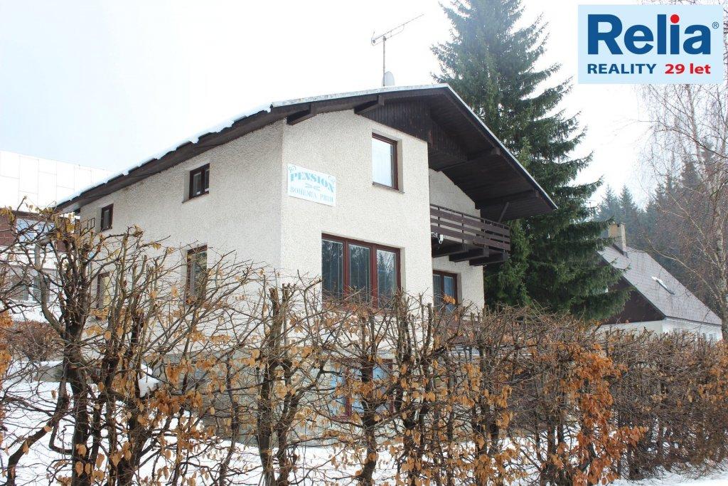 Prodej rodinného domu - Harrachov