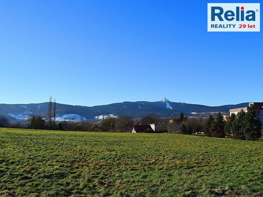 Pozemek pro výstavbu 5-ti bytových domů, Liberec Vesec 6 019 m2