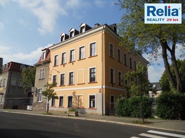 Prostorný slunný byt 2+1, 68m2, OV, v centru města Liberce