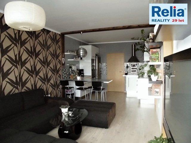 Moderní a prostorný byt 4+1+2B, v klidné a dobře dostupné lokalitě LBC