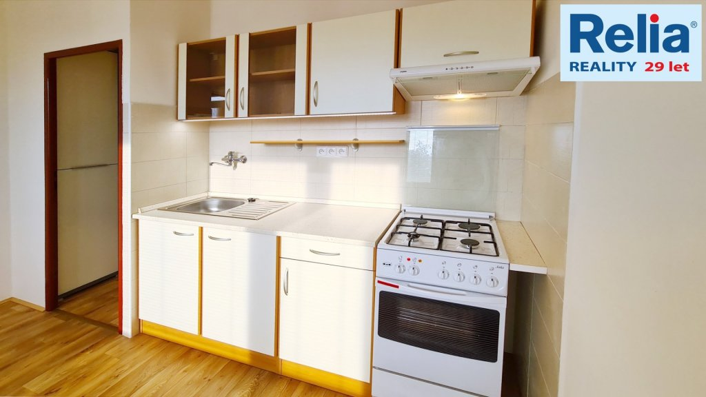 Pronájem zrekonstruovaného bytu 1+1 36 m2 v Turnově