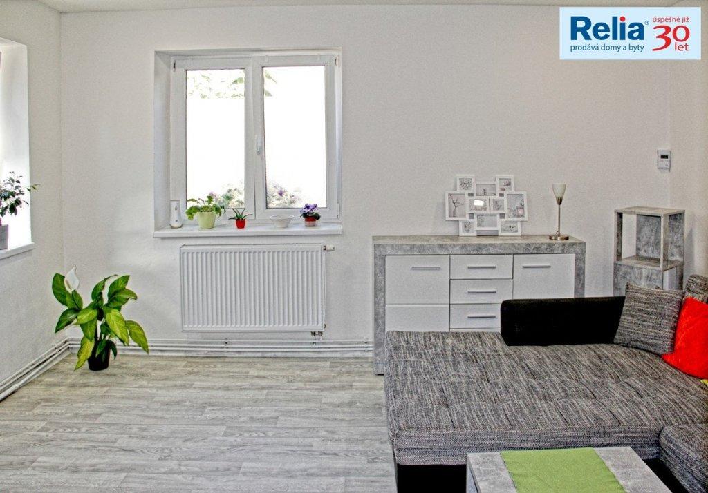 Prodej zrekonstruovaného byty 2+1, 54 m2