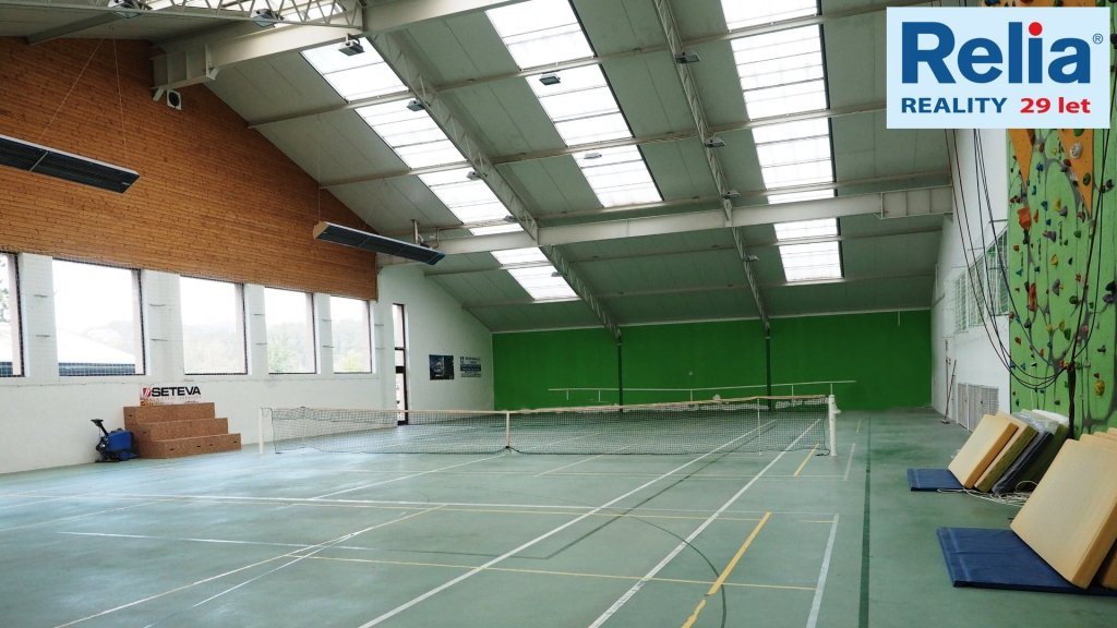 Exkluzivní nabídka prodeje moderního sportovně rekreační areálu ve výborné lokalitě