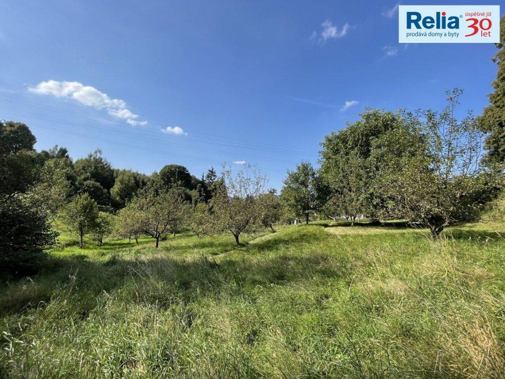 Prodej pozemku pro stavbu RD, 985 m2