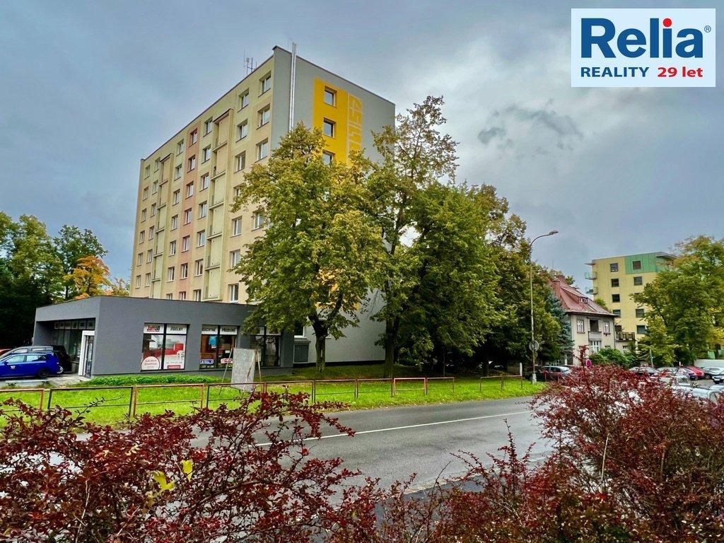 Pronájem bytu 2+kk, 36m2 - Liberec, Staré Město, ul. Ruprechtická
