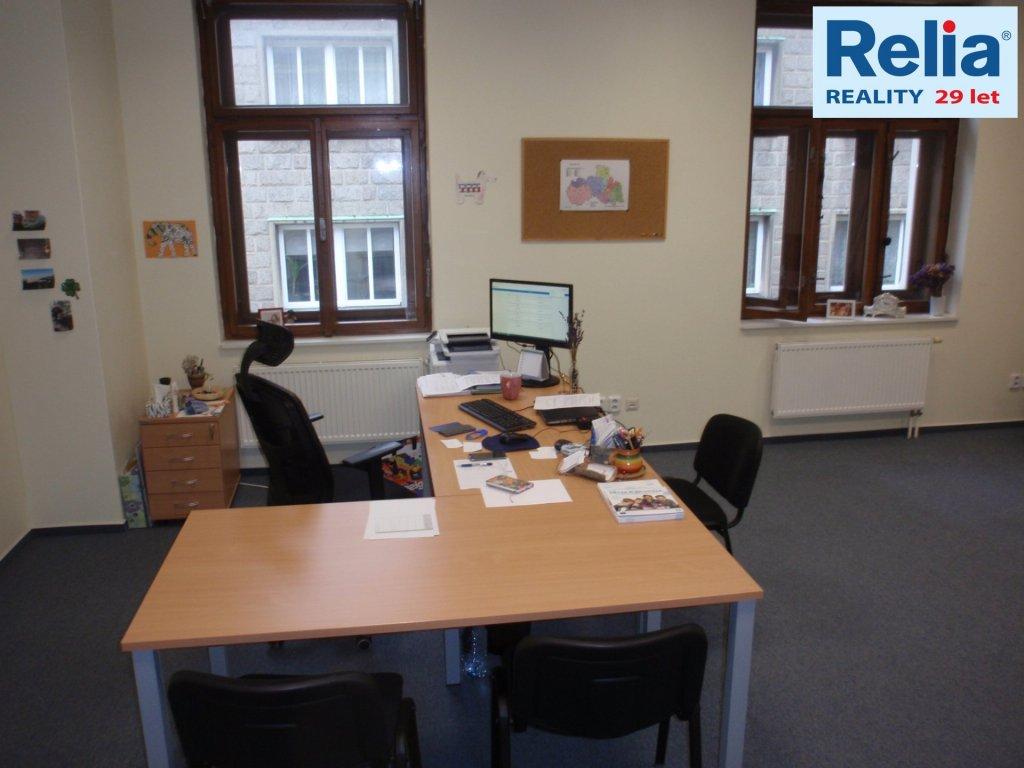 Pronájem kanceláře 35m2 - Soukenné nám, Liberec