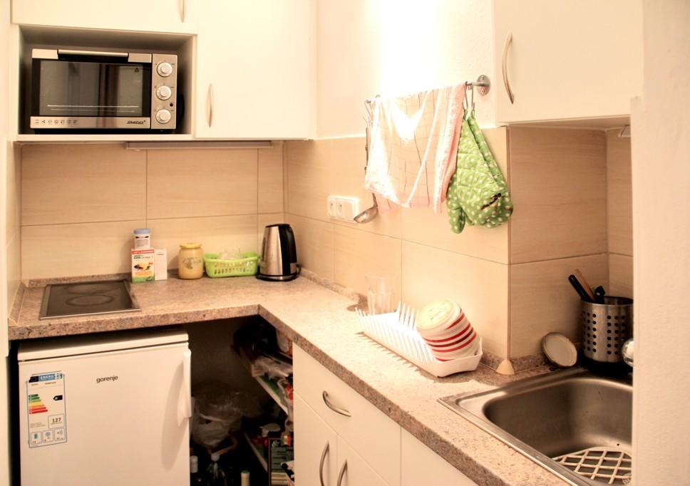 N47852 - Pronájem nadstandardního bytu 1+kk, 33,5m² včetně vybavení