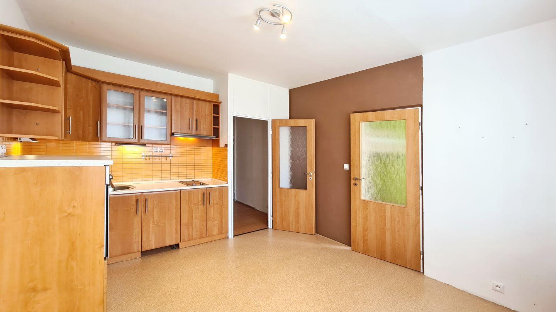 N49405 - Pronájem bytu 2+kk v Liberci, ul. Broumovská