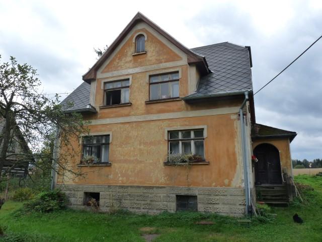 N48887 - Exkluzivní nabídka prodeje rodinného domu v obci Rynoltice