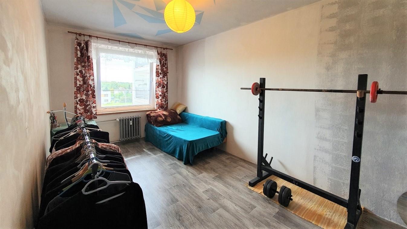 N49072 - Koupě cihlového bytu 4+1 s lodžií, 106,8 m² - Lázně Bohdaneč (klidná část - Za Sokolovnou)