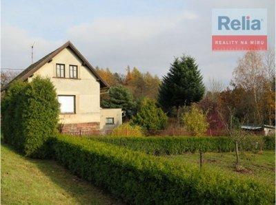 N46967 - Prodej RD Hoření Lomnice