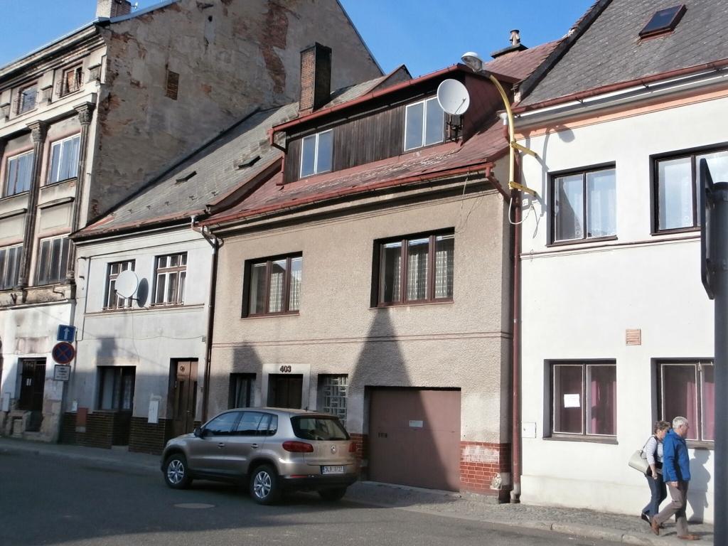 N48217 - Koupě rodinného domu v centru města Frýdlant