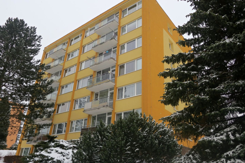 N48659 - Prodej bytu 3+1 s vlastním topením v žádané lokalitě Liberec – Rochlice, ul. Na Jezírku