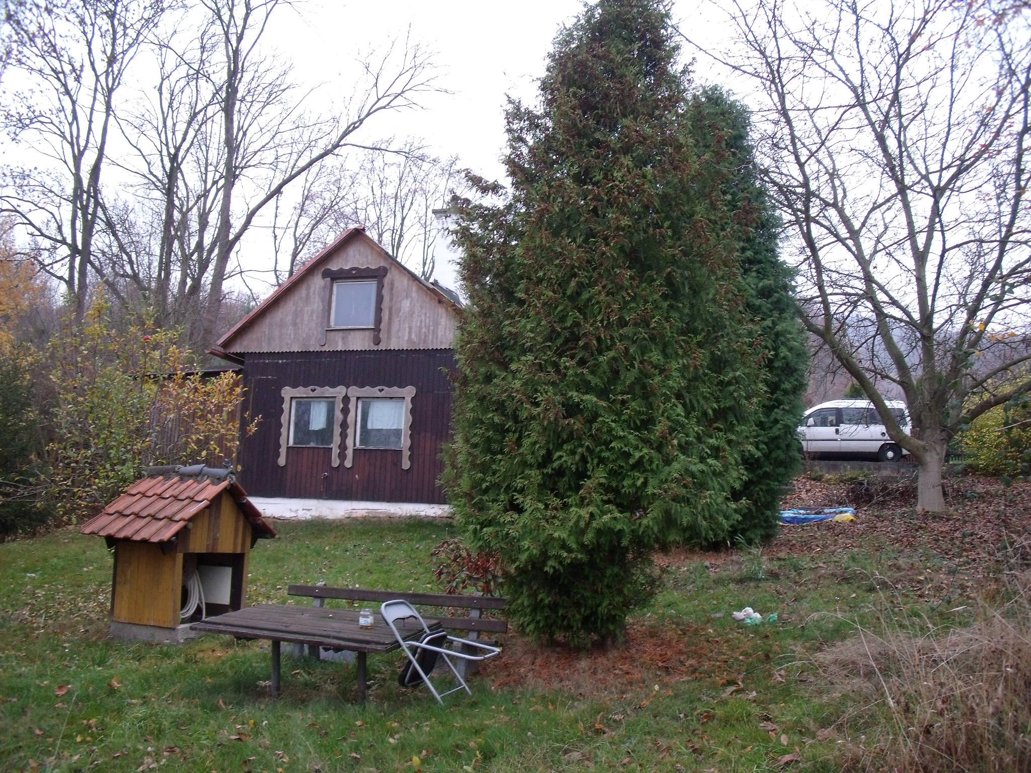 N48633 - Prodej rekreační chaty se slunnou zahradou v Bořetíně