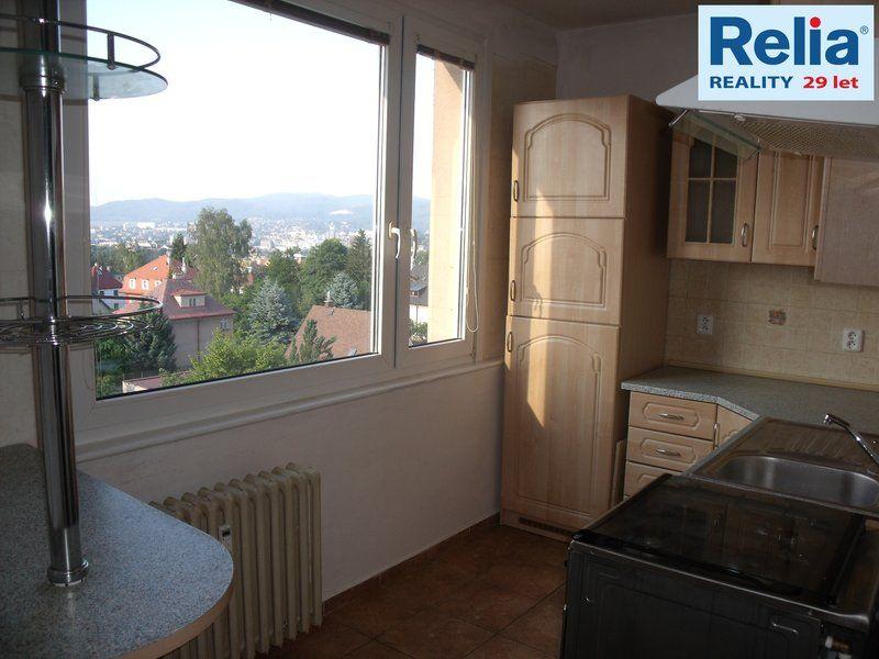 N47776 - Prodej hezkého, prostorného, slunného bytu 3+1/L v Liberci