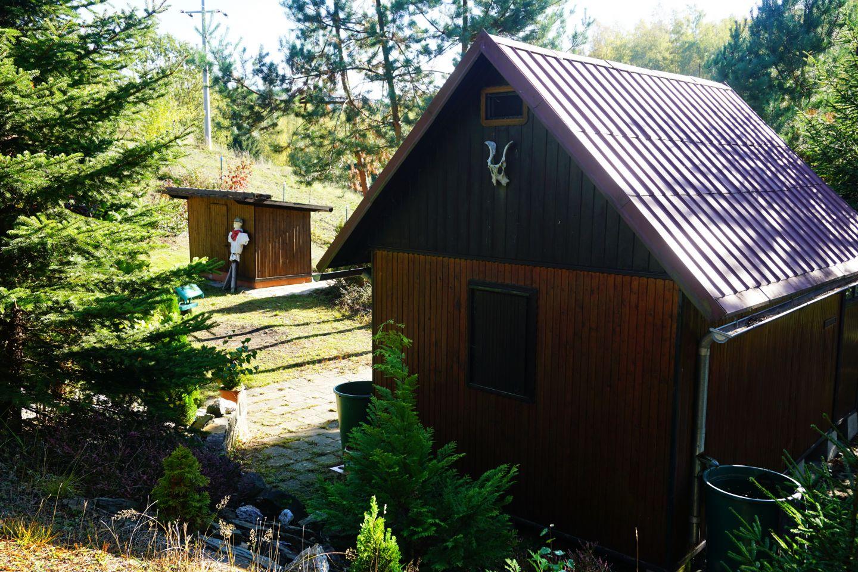 N48890 - Prodej chatky s krásnou zahradou na kraji Liberce