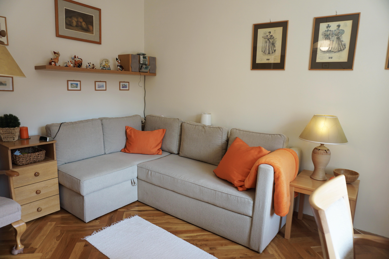 N49077 - Pronájem slunného bytu 1+1, 36 m² v centru města